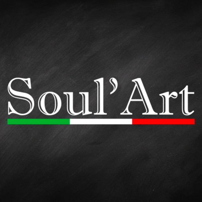 logo soulart antibes wine bar