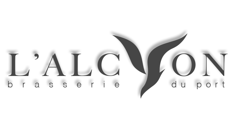 logo alcyon antibes